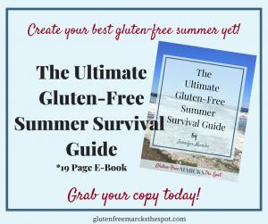 Ultimate Gluten-free Summer Guide E-Book