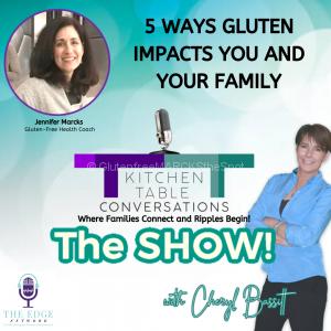 Kitchen Table Conversations Show Jennifer Marcks