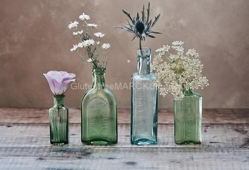 Flowers in a vase- gluten-free beauty