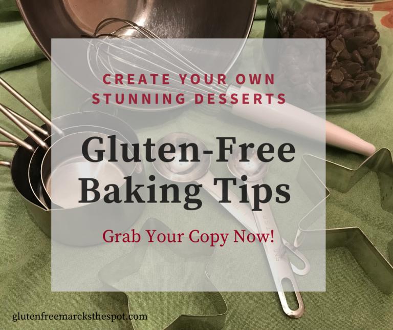 Gluten-Free Baking Tips