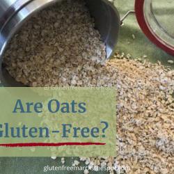 Are Oats Gluten-Free?