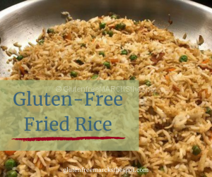 Gluten-Free Fried Rice