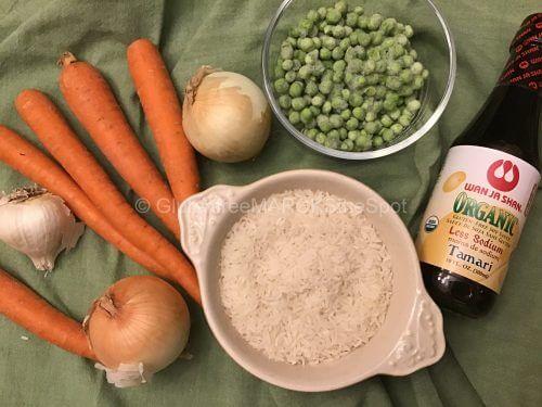 gluten-free fried rice