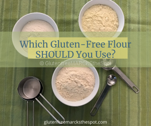 Which gluten-free flour should I use?