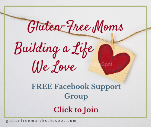 Gluten-Free Facebook Group Support
