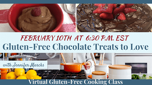 Gluten-Free Cooking Classes
