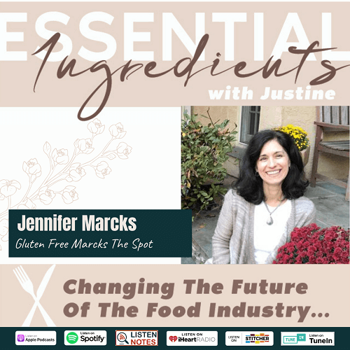 Essential Ingredients Podcast Gluten-Free Living