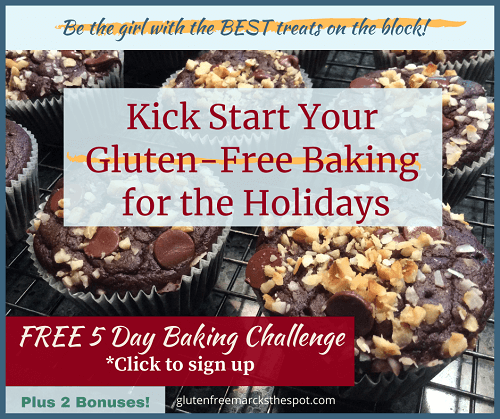 learn to bake Gluten-free